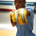 Photos: Aldimar Silva Santos Trains For JuanMa Lopez