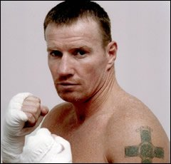 Irish Micky Ward To Return To Canastota