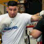 Photos: Chris Arreola getting ready for Stiverne fight