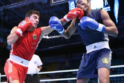 The Action continues in Almaty: Artem Harutyunyan Wins