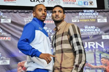 Andre Ward Fight Week Quotes