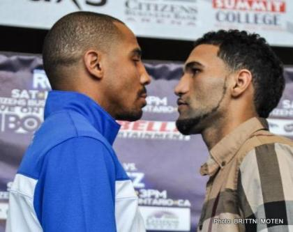 Ward vs. Rodriguez: Will ring rust make this fight more competitive?