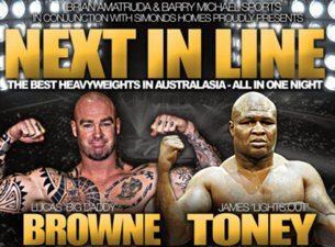 James Toney:  I´m gonna knock his lights out""