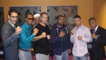 Gonzalez Ennis & Barthelemy Usmanee final press conference quotes