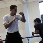 Photos: Danny Garcia Trained In Puerto Rico