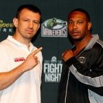 Video: Eddie Chambers, Tomasz Adamek, Curtis Stevens   Main Events Weigh In