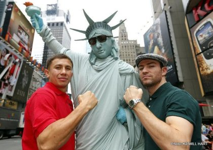 Golovkin / Macklin: Will Matthew behave like a good boy?