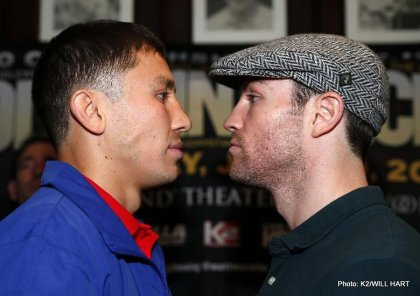 Gennady Golovkin vs. Matthew Macklin   Preview