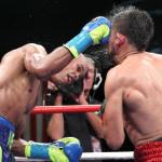 Arash Usmanee, Argenis Mendez battle to exciting draw