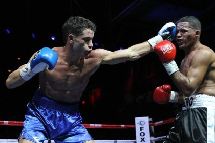 Chris Algieri and Joshua Clottey post big wins in Huntington