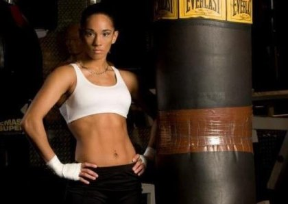 Amanda Serrano fights for two world titles