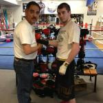 Zaur Baysangurov training camp photos