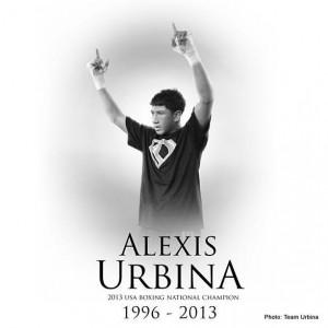 Alexis Urbina - RIP pic
