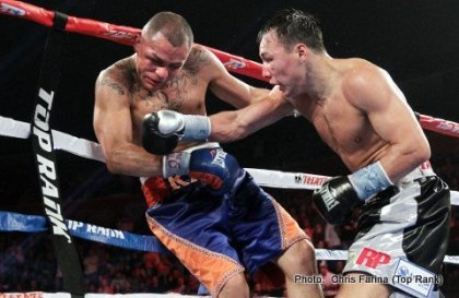 Provodnikov stops Alvarado in 10th