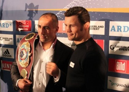 Arthur Abraham Interview