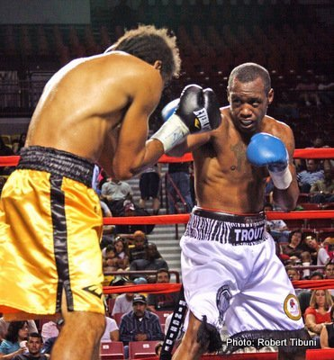 Austin Trout image by Robert Tibuni Miguel Cotto vs. Austin Trout: Will Junito be in trouble on Dec 1st?