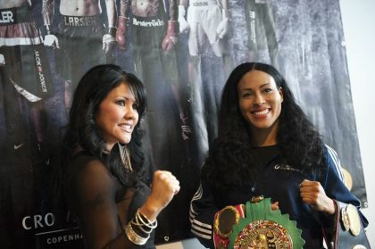NFN press conference   Braekhus vs. St. John