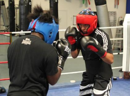 Cecilia Braekhus starts sparring for September 7 showdown