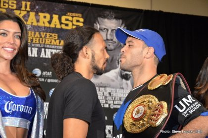 Knockout Kings II Final Press Conference: Berto – Soto Karass, Figueroa Arakawa and Thurman Chaves