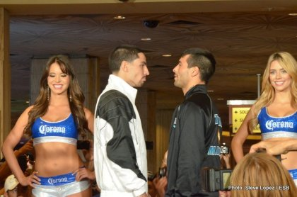Matthysse vs. Garcia: The Definition of a 50 50 fight