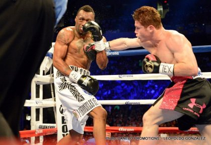 Alvarez Shows New Side in Win Over Trout