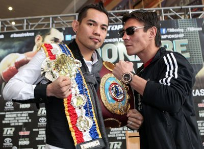 Final Press Conference: Donaire VS. Arce, Rigondeaux VS. Poonsawat