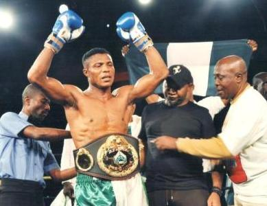 Isaac Ekpo fired up for WBO Super Middleweight world title fight October 19 against Robert Stieglitz