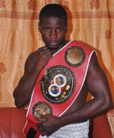 All set for Fred Lawson vs. Ungiadze in Accra Saturday