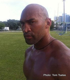 Fres Oquendo2 credit to Tom Tsatas Klitschko vs Oquendo? Oquendo: I Deserve This Fight [with Wladimir] More Than Anybody