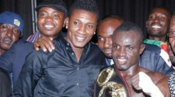 Ghana's Tagoe set to fight Robles in US June 22