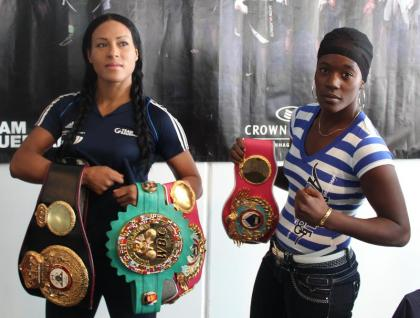 "Castillo steals Braekhus´s belts at press conference – Sauerland: ""Disrespectful"