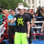 Day 1: Canelo Trout Fight Week    Media Workouts, Exclusive Gallery and Quotes