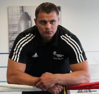 Denis Boytsov: a win over Alex Leapai could lead to Klitschko!
