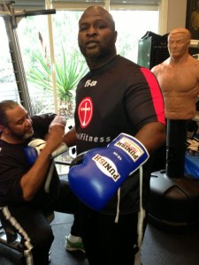 James Toney and John Arthur: Discussing All Things Boxing