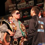Final Press Conference: Matthysse Garcia, Smith Molina, Theophane Cano