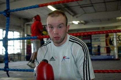 European Silver Medalist Iain Weaver Ready For Pro Debut On 27th April