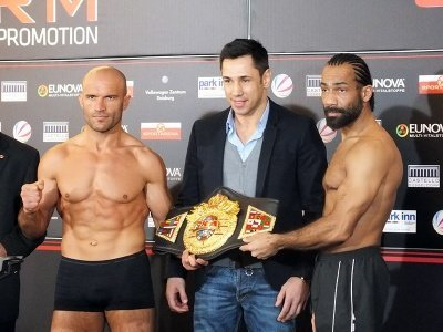 JKeta RArns Firat Arslan to replace Ruslan Chagaev; Weights and Photos from Germany