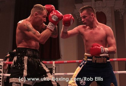 Frankie Gavin retains British Welterweight crown