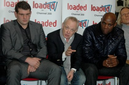 Frank Maloney Interview – Talks Heavyweights, Audley Harrison, 'Bums on Seats' and more