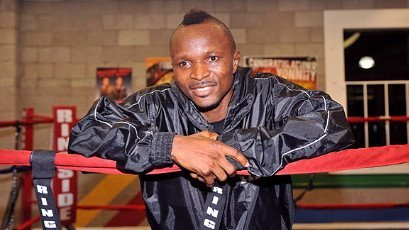Agbeko fights for IBO title in Ghana February 22