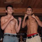 "Leija Battah Promotions: ""River City Rumble"" Official Weigh In Photos"