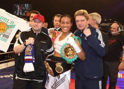 "Cecilia Braekhus Interview: ""It will be a dramatic and exciting night of boxing"""