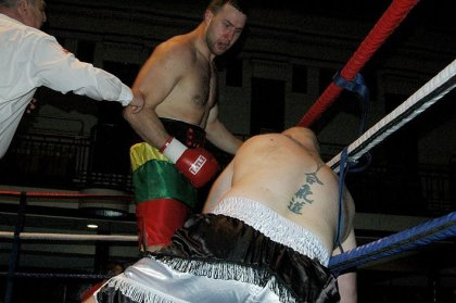 Fight Report: York Hall, 1st June 2013