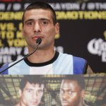 Matthysse vs. Dallas Jr. Final Presser