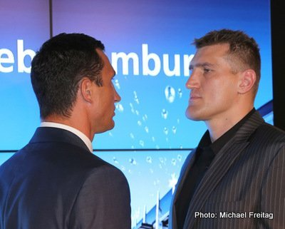Wladimir Klitschko   Mariusz Wach press conference quotes