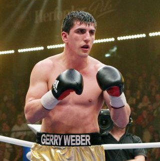 Marco Huck 2 Huck vs Arslan on Nov 3