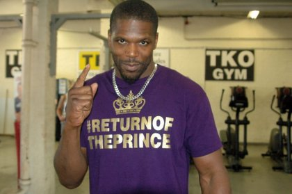 Up Close And Personal With Returning Champ Mark Prince
