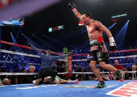 Pacquiao Marquez IV   The Shock Of The Year, The Fight Of The Year, The Round Of The Year, The KO Of The Year!