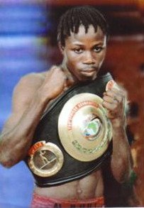 Maxwel Awuku wants to be world champ Ghanas Maxwell Awuku set for US training tour