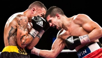 Marcos Nader dethrones Santos to become EU Middleweight Champion